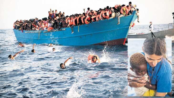 Akdeniz'de yeni göçmen krizi