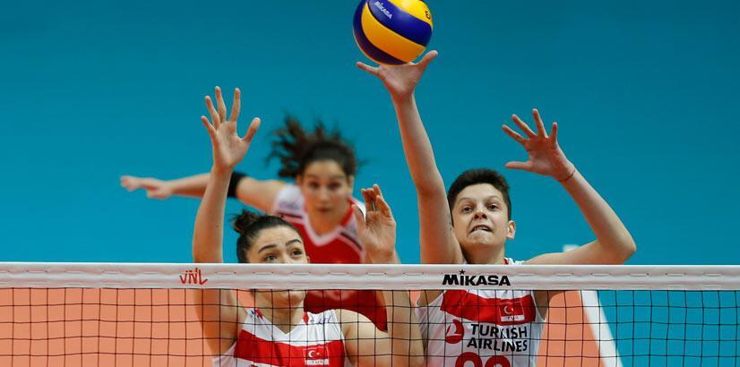 Ebrar Karakurt, FIVB Uluslar Ligi'nin en iyileri arasında
