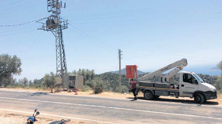 Turist kaçıran elektrik kesintisi!