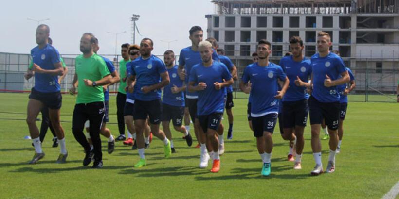 Çaykur Rizespor'da sezon hazırlıkları