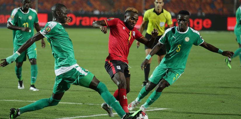 Tunus, Gana'yı penaltılarla eledi!