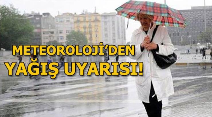 Çarşamba günü hava durumu nasıl? 10 Temmuz İstanbul, Ankara ve İzmir hava durumu