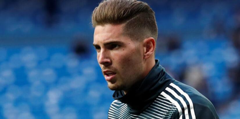 Zidane'ın oğlu Luca Racing Santander'e kiralandı