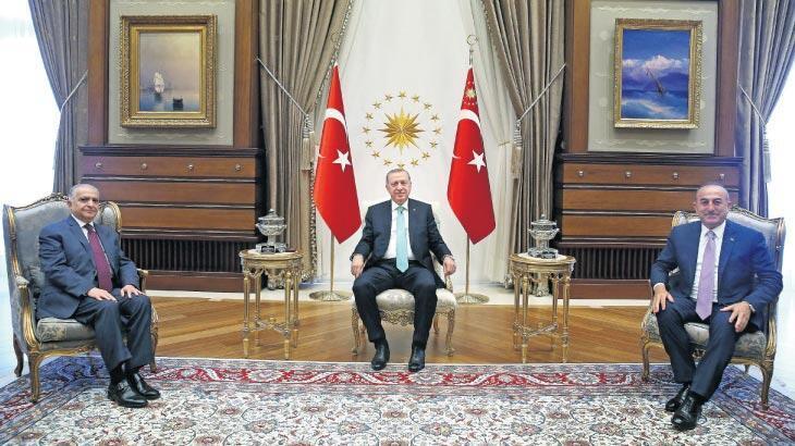 Erdoğan'dan kritik kabul