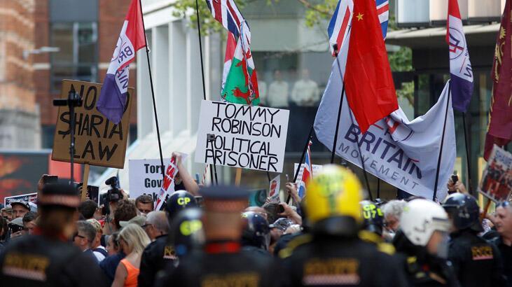 Trump'a yalvarmıştı! İslam karşıtı aşırı sağcı İngilize dokuz ay hapis