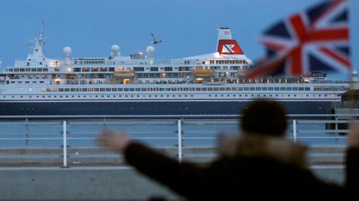 İngiltere alarma geçti! Gemiler için tehdit seviyesi yükseltildi