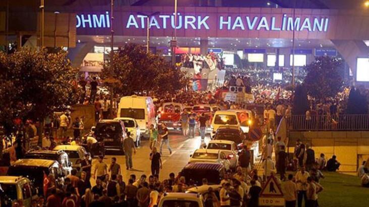 15 Temmuz'da Atatürk Havalimanı'nda anma töreni gerçekleştirilecek
