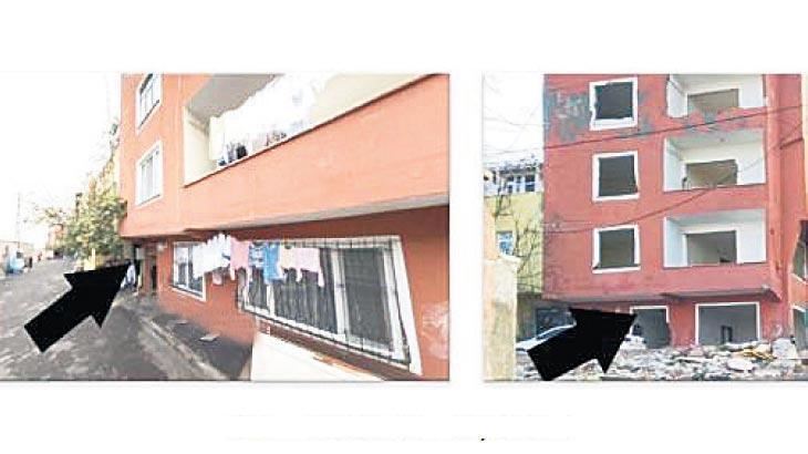 Eski binalarda asbest tehlikesi