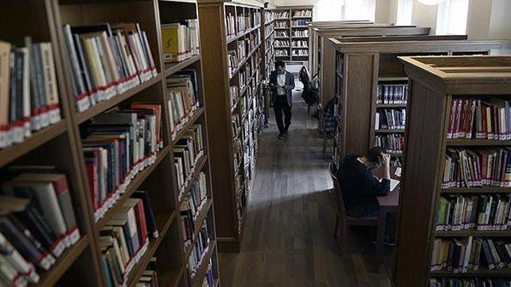 31 bin 451 kütüphane faaliyet gösteriyor