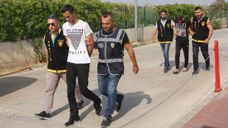 Ve yakalandılar! 4.8 milyon euroluk soygun...