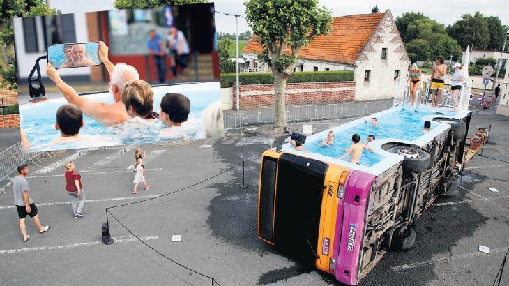 Havuz otobüsü