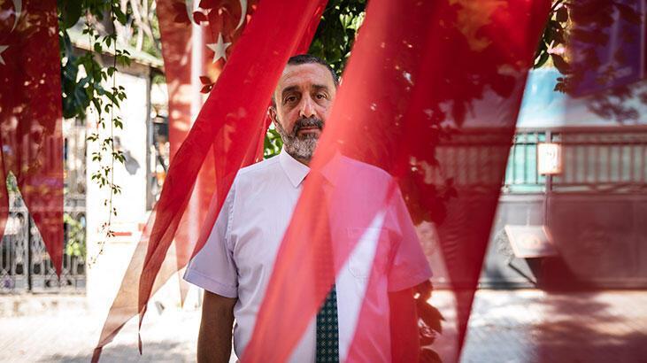 Çengelköy'ün gazi muhtarı 15 Temmuz'u anlattı