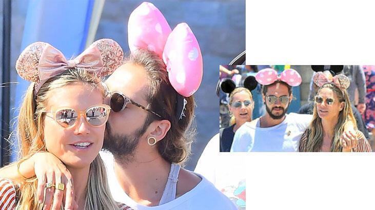 Heidi Klum gizlice evlendi