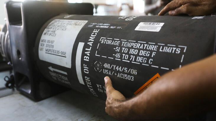 Libya, füzeler için Fransa'dan açıklama istiyor