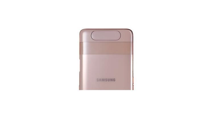 Samsung Galaxy A80 dönebilir 3'lü kamera ile geliyor: İşte fiyatı
