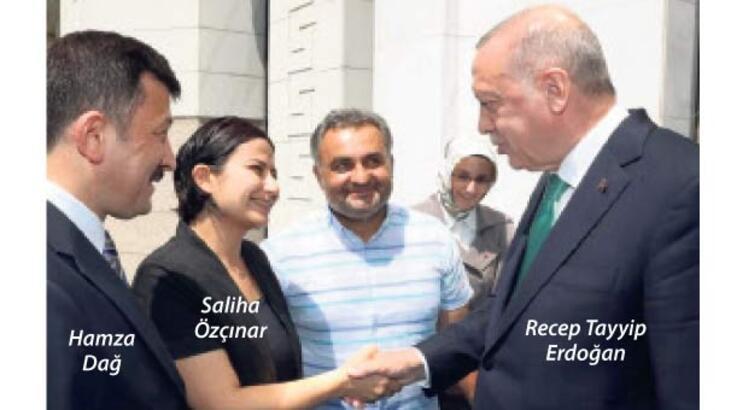 'Cumhurbaşkanı Kiraz'a gelecek'