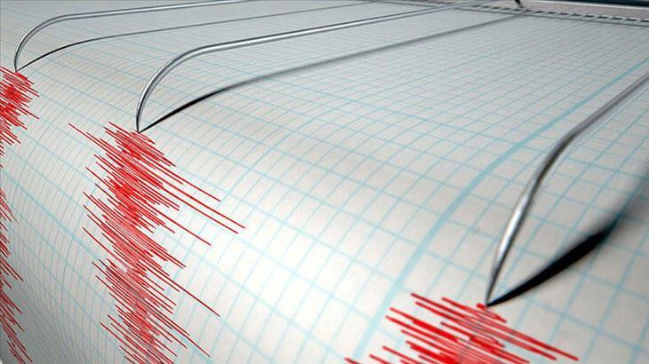 Son dakika... Japonya'da şiddetli deprem!
