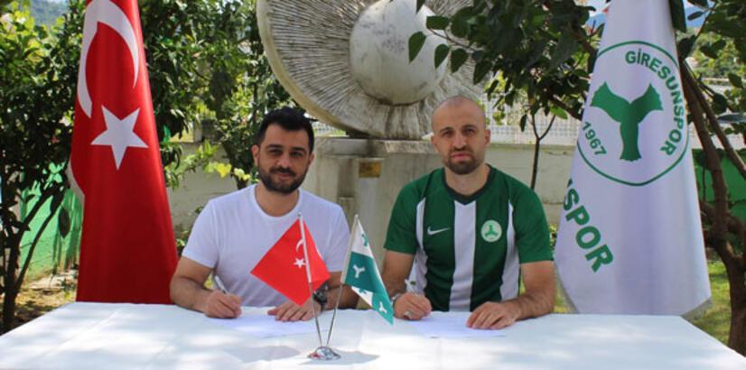Özgür Can ve Mehmet Güven Giresunspor'da