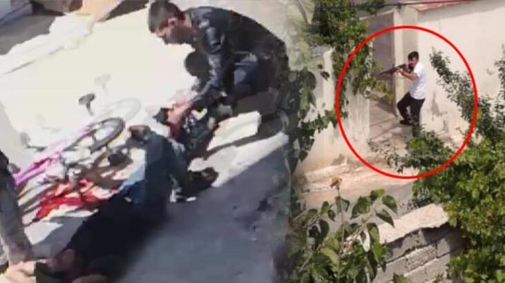 Konya'daki korkunç cinayetin görüntüleri ortaya çıktı!