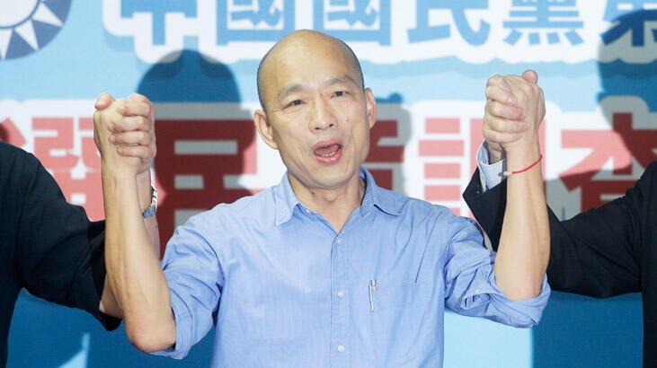Tayvan'da büyük sürpriz! Muhalefetten Çin yanlısı aday