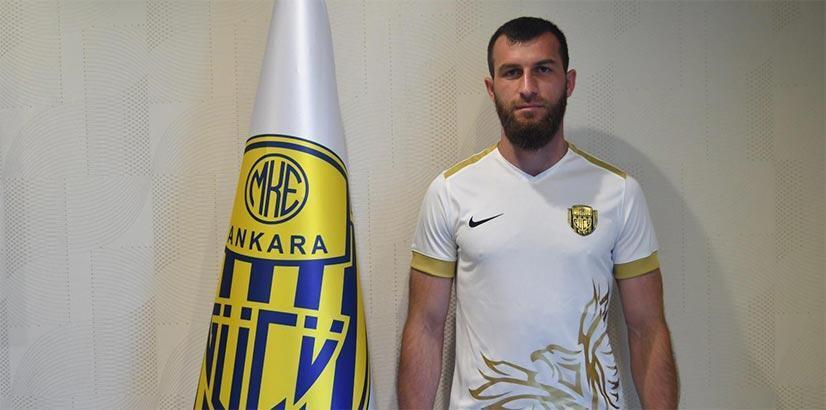 MKE Ankaragücü, Zaur Sadaev ile anlaştı