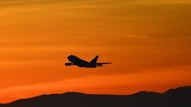 Bodrum'a hava yoluyla gelen turist sayısında artış