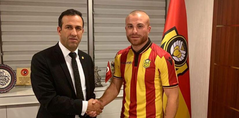 Yeni Malatyaspor, Gökhan Töre'yi transfer etti