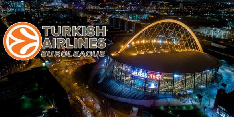 Euroleague Final-Four'u Köln'de