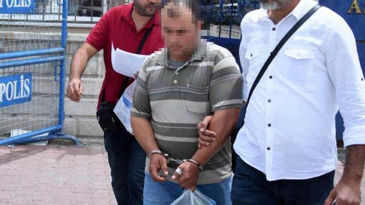 200 lira alacağı olan gencin babasını vurup, annesini rehin aldı