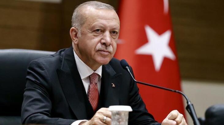 Cumhurbaşkanı Erdoğan'a taziye telefonu