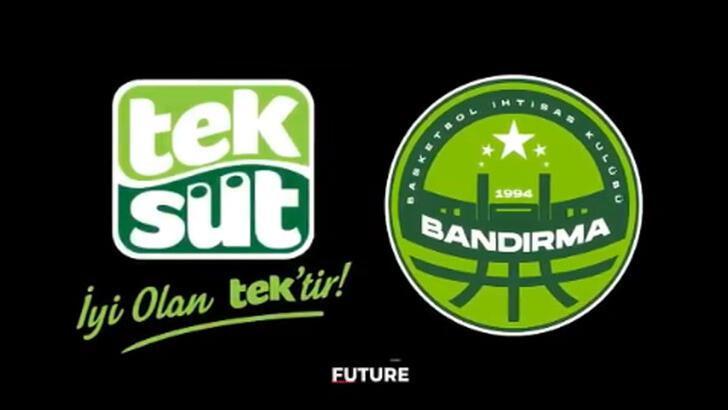 Bandırma Basketbol İhtisas Kulübü'nün yeni logosu ve isim sponsoru tanıtıldı