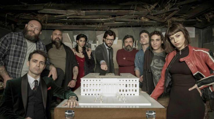 La Casa De Papel 3. sezon bölümleri yayınlandı! La Casa De Papel yeni bölümler nasıl izlenir?