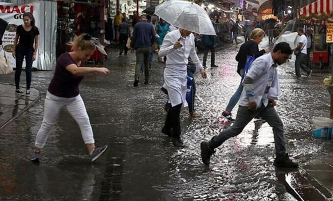 Hafta sonu hava durumu nasıl olacak? (20 Temmuz) İstanbul, Ankara, İzmir yağış var mı?