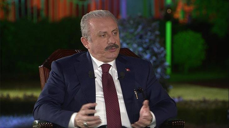 TBMM Başkanı Şentop'tan CNN TÜRK ve Kanal D ortak yayınında önemli açıklamalar