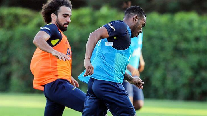 Fenerbahçe'de yeni sezon mesaisi