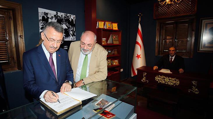 Alparslan Türkeş Müzesi Lefkoşa'da açıldı