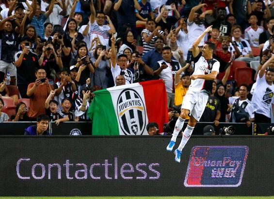 Juventus: 2 - Tottenham: 3