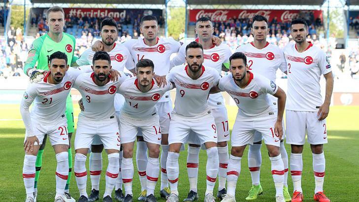 A Milli Takım'ın 3 grup maçı da İstanbul'da