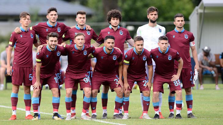 Trabzonspor'un hazırlık maçı iptal oldu