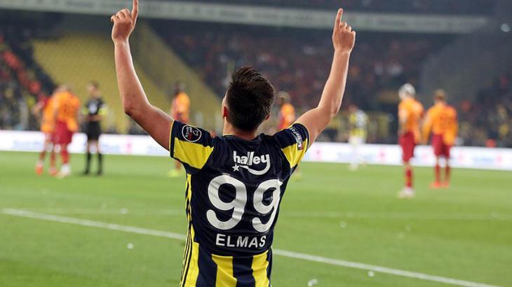 Fenerbahçe, Eljif Elmas ayrılığını resmen açıkladı!