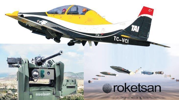 Türk savunma şirketleri dünya listesinde! Gurur listesi
