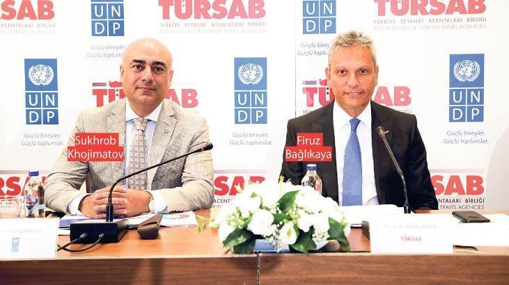 Sürdürülebilir turizm için UNDP ile işbirliği