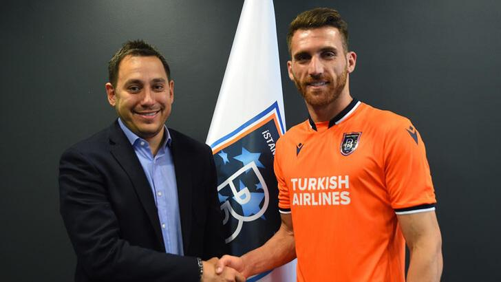 Medipol Başakşehir, Miguel Vieira'yı kadrosuna kattı