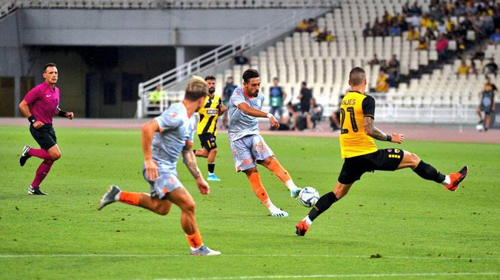 AEK: 0 - Medipol Başakşehir: 0