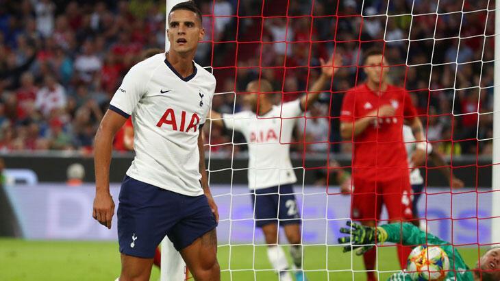 Audi Cup'ta şampiyon Tottenham: Bayern Münih - Tottenham: 2-2 (5-6)