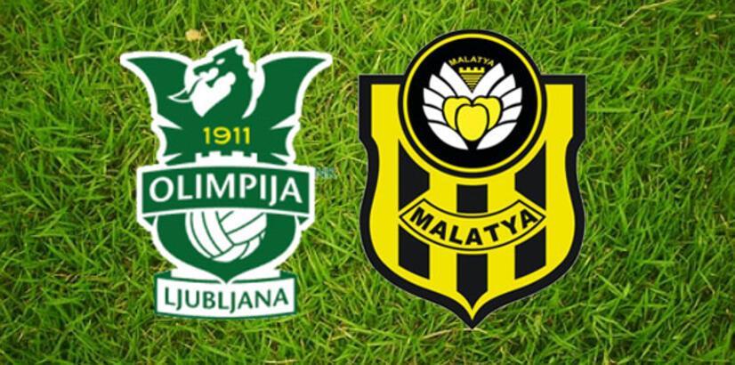 Olimpija Ljubljana-Yeni Malatyaspor rövanş maçı bu akşam saat kaçta hangi kanalda?