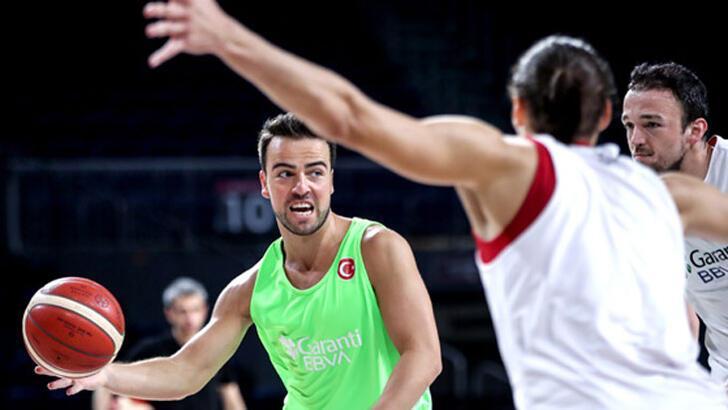 A Milli Erkek Basketbol Takımı, Fransa'ya gitti