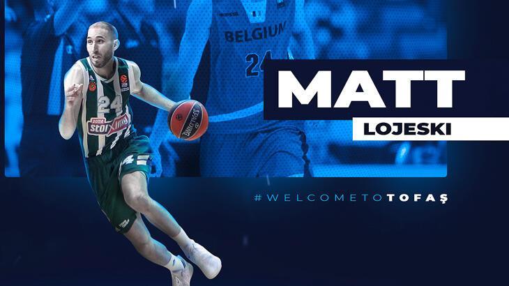 Matt Lojeski, TOFAŞ'ta