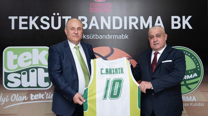 Teksüt Bandırma, Süper Lig'de şampiyonluğu hedefliyor