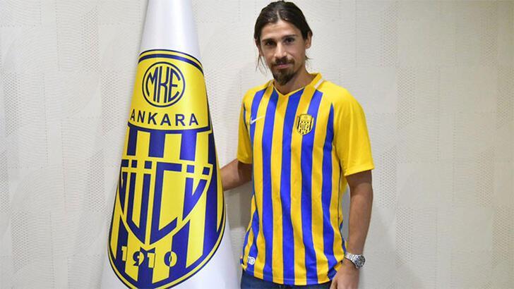 Pinto 3 yıl daha Ankaragücü'nde